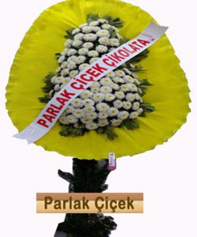 İstoç Çiçekçi Sarı Ayaklı Sepet