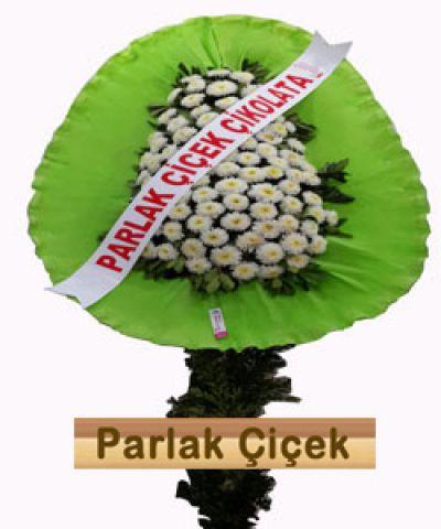 İstoç Çiçekçi Yeşil Ayaklı Sepet